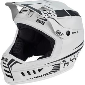 IXS Xact Fullface Helmet white/black